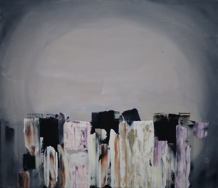 Pale light, 2015