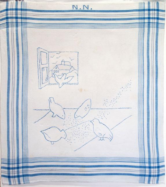 Pilvi Ojala: Embroidery