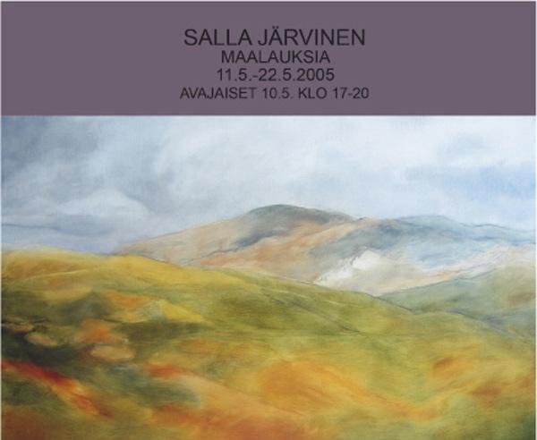 Salla Järvinen