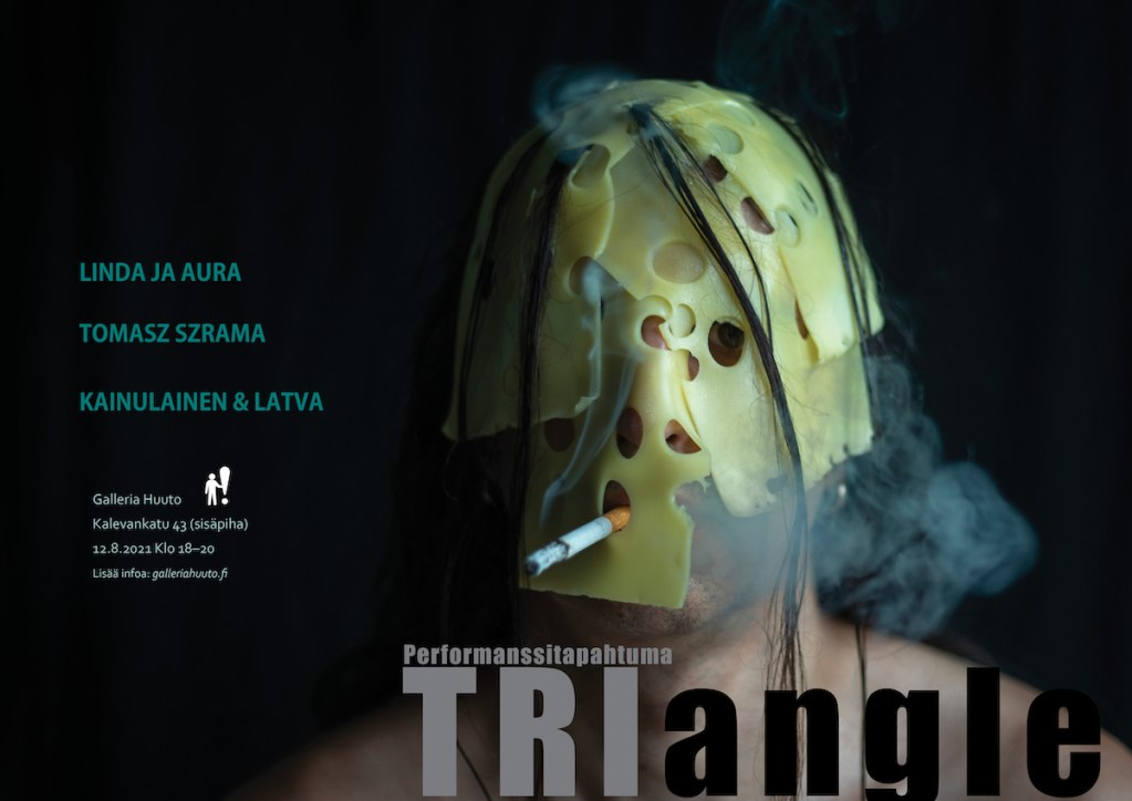 triangle poster fin A3