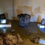 Wunderkammer / Anna Hyrkkänen: Thinking of Stones (Curator & image: Ville Laaksonen)