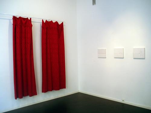 Yleiskuva näyttelystä