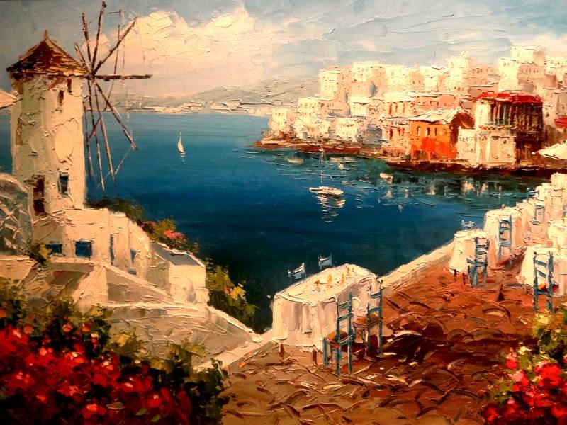 Original Oil Paintings Galleria