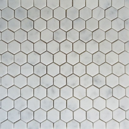 Product-Carrara-hexagon-honed-25x25-T31021