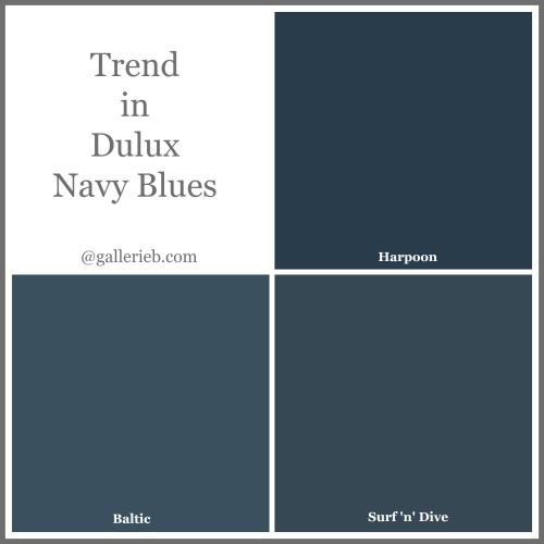 Whats Trending In Dulux Paint Colours