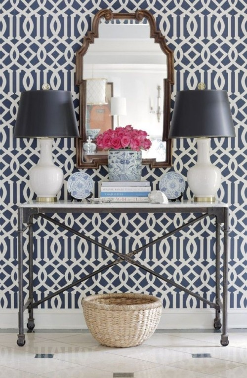 5 Tips For Styling an Entry, Gallerie B blog