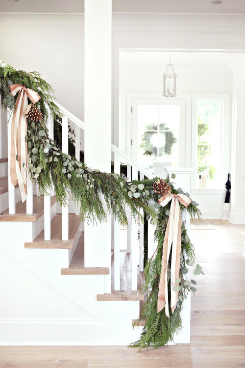 Christmas Decor Inspiration, Gallerie B blog