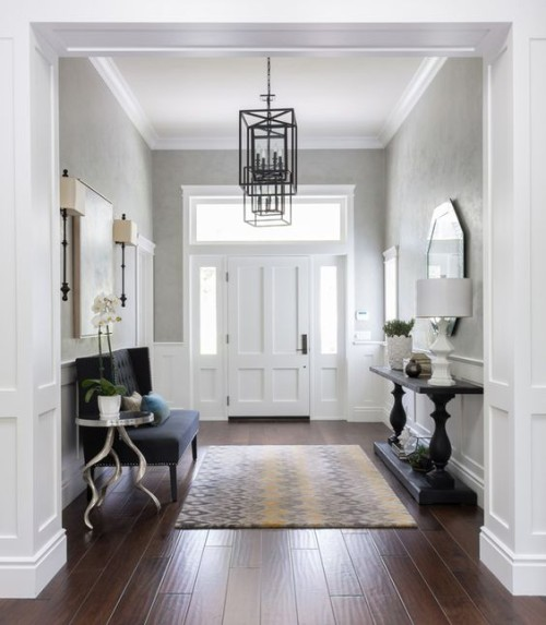 Welcoming entrance. Friday's Favourites, Gallerie B blog.