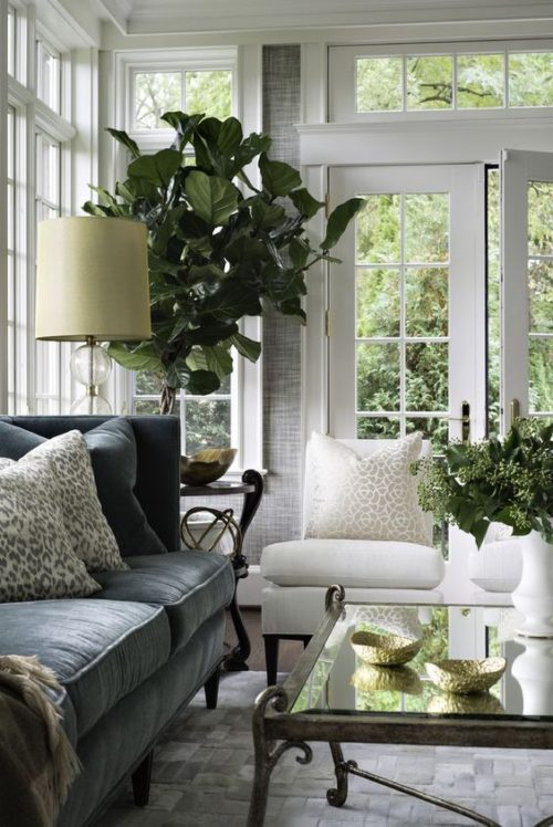 Light filled sunroom. Friday's Favourites, Gallerie B