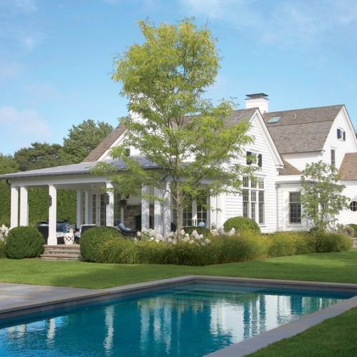 Hamptons style home. Friday's Favourites, Gallerie B
