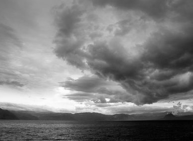 Atitlán søen, Guatemala