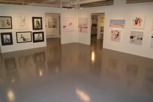 et hjørna av galleriet, foto