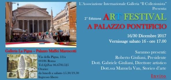 2a Edizione Art Festival