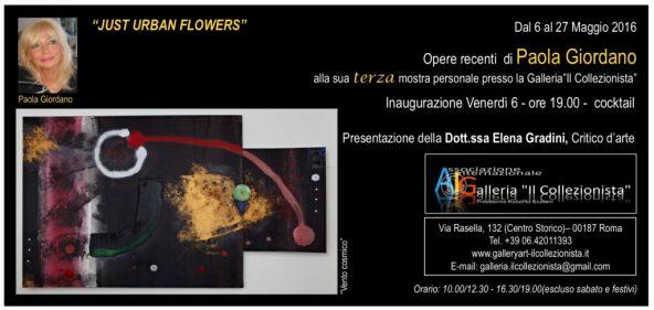 """Just Urban Flowers"""