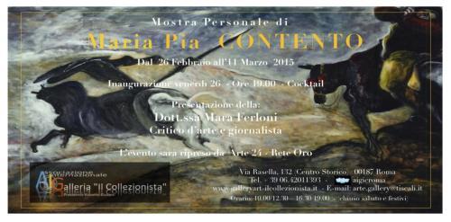 Maria Pia Contento