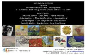 Mostra collettiva artisti contemporanei