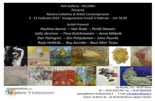 Mostra Collettiva di Artisti Contemporanei