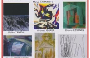 Mostra collettiva artisti giapponesi