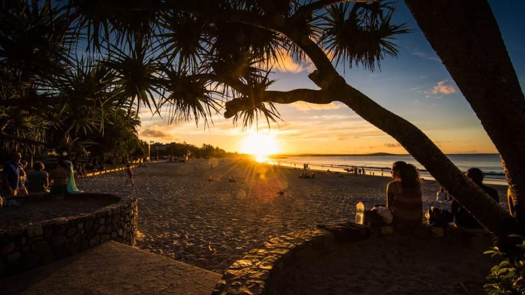 Noosa Heads Main Beach Sunshine Coast Queensland Australia by Matt Dobson
