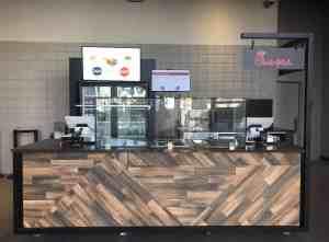 Arena Food and Beverage Kiosk Venues Food Beverage State Farm Arena Atlanta Georgia 1