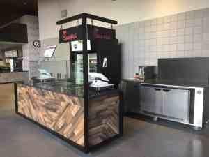 Arena Food and Beverage Kiosk Venues Food Beverage State Farm Arena Atlanta Georgia 2