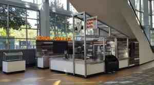 Custom Coffee Kiosk Convention Centers Beverage Austin Convention Center Austin Texas 1