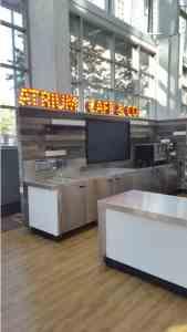 Custom Coffee Kiosk Convention Centers Beverage Austin Convention Center Austin Texas 4