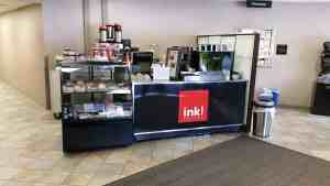 Hospital Coffee Kiosk Beverage Convention Centers National Jewish Hospital Denver Colorado 2