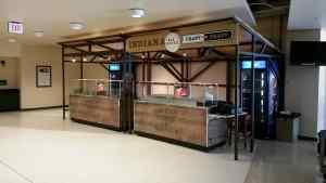 Arena Bar Carts MobileCarts Venues Beverage Bankers Life Field House Indianapolis Indiana 1