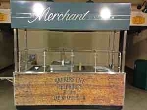 Arena Bar Carts MobileCarts Venues Beverage Bankers Life Field House Indianapolis Indiana 4