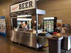 Ball Park Bar Carts Venues Beverage Miller Park Milwaukee Wisconsin 6