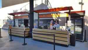 Ballpark Food Beverage Kiosk Mobile Cart Venues Food Las Vegas Ballpark Summerlin Nevada 5