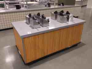 Condiment Cart Venues MobileCart Chase Center SanFrancisco California 1