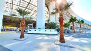 Custom Bar Kiosk Venues Convention Centers Retail Merchandise SoFi Stadium Los Angeles California 2
