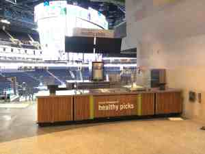 Food And Beverage Kiosk Venues Food Chase Center San Francisco California 1