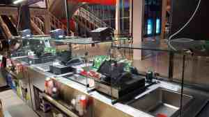 Stadium Concourse Bar Kiosk Venues Beverage Levi Stadium SantaClara California 6