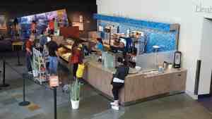 Stadium Concourse Beverage Kiosk Venues Levi Stadium SantaClara California 2