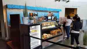 Stadium Concourse Beverage Kiosk Venues Levi Stadium SantaClara California 3