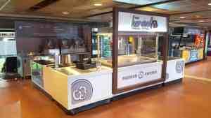 Stadium Food Kiosks Venues Food NRG Stadium Houston Texas 1