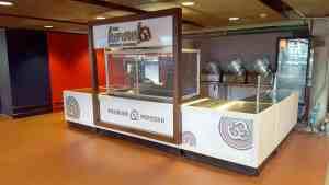 Stadium Food Kiosks Venues Food NRG Stadium Houston Texas 2