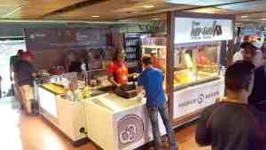 Stadium Food Kiosks Venues Food NRG Stadium Houston Texas 6