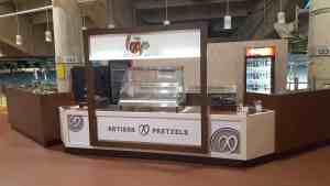 Stadium Food Kiosks Venues Food NRG Stadium Houston Texas 9