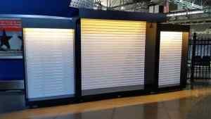 Stadium Retail Kiosk Venues Merchandise Ford Field Detroit Michigan 8