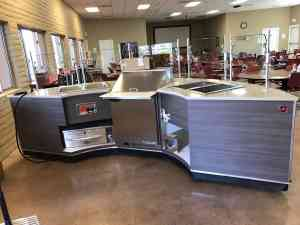 University Buffet Carts Campuses HighEnd Arizona Christian University Phoenix Arizona 2