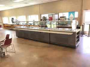 University Buffet Carts Campuses HighEnd Arizona Christian University Phoenix Arizona 3