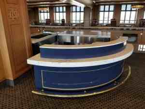 University Club Level Bar Carts Campuses HighEnd University Of Notre Dame SouthBend Indiana 3
