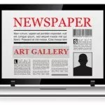 Using Social Media to reach art journalists