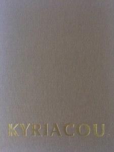 Kyriacou George