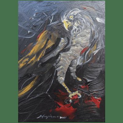 Bird by Apostolos Yayannos