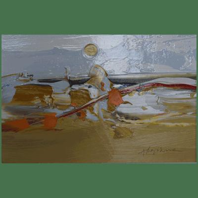 Apostolos Yayannos painting - Landscape